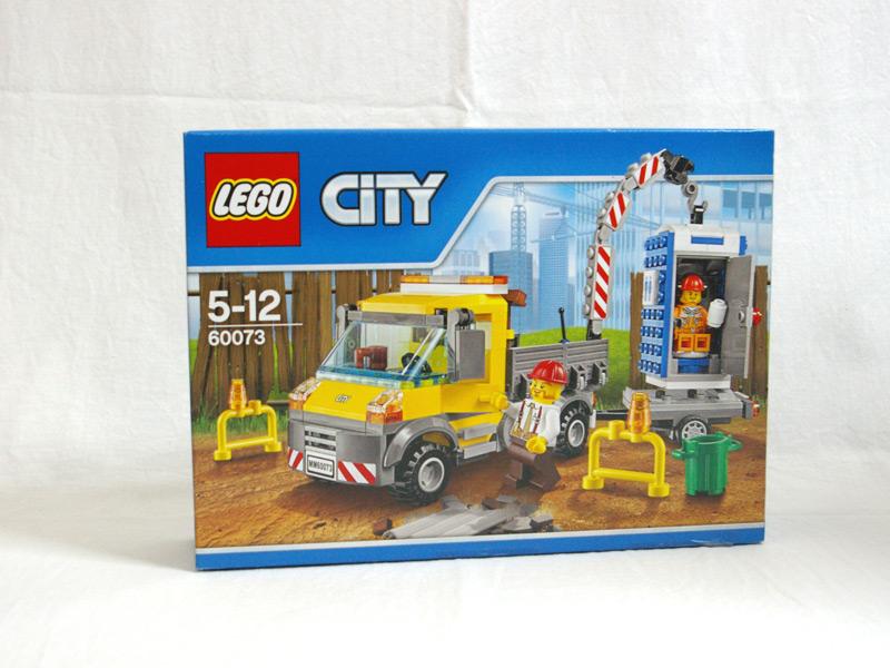#60073 レゴ お仕事トラック
