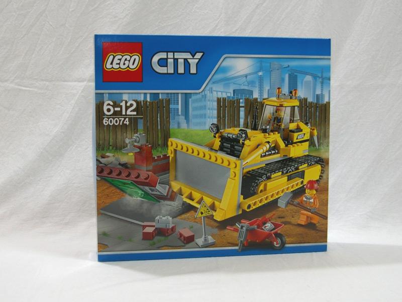 #60074 レゴ パワフルブルドーザー