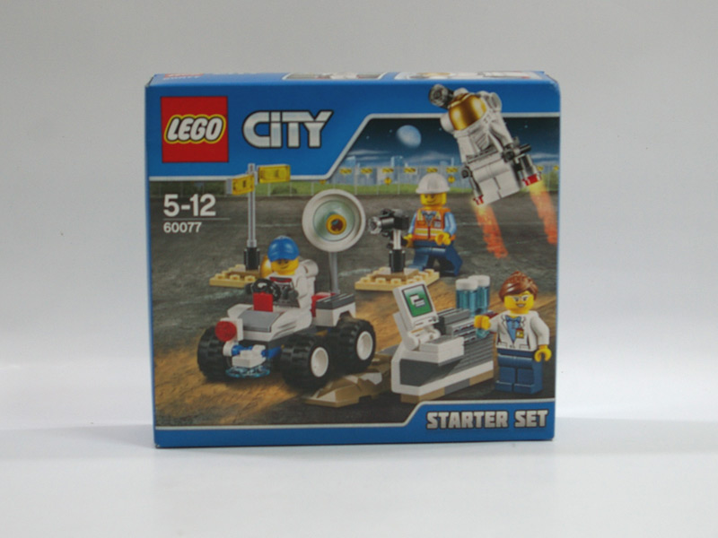 #60077 レゴ 宇宙探検スタートセット