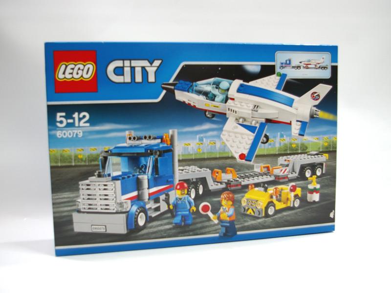 #60079 レゴ 宇宙飛行トレーニングジェット