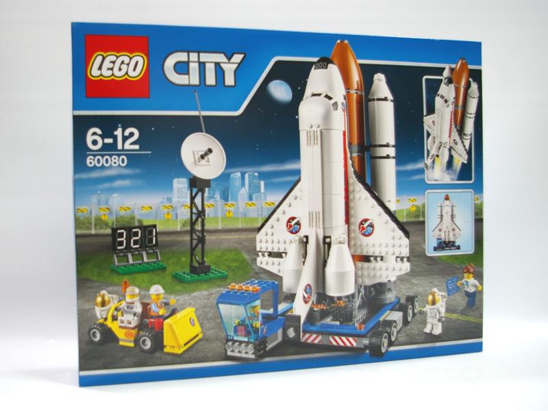 #60080 レゴ 宇宙センター