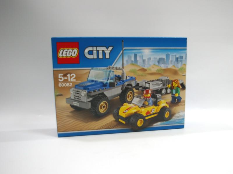 #60082 レゴ デューンバギートレーラー