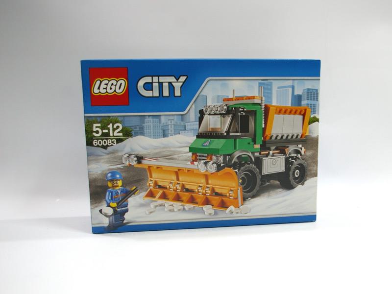 #60083 レゴ 除雪車