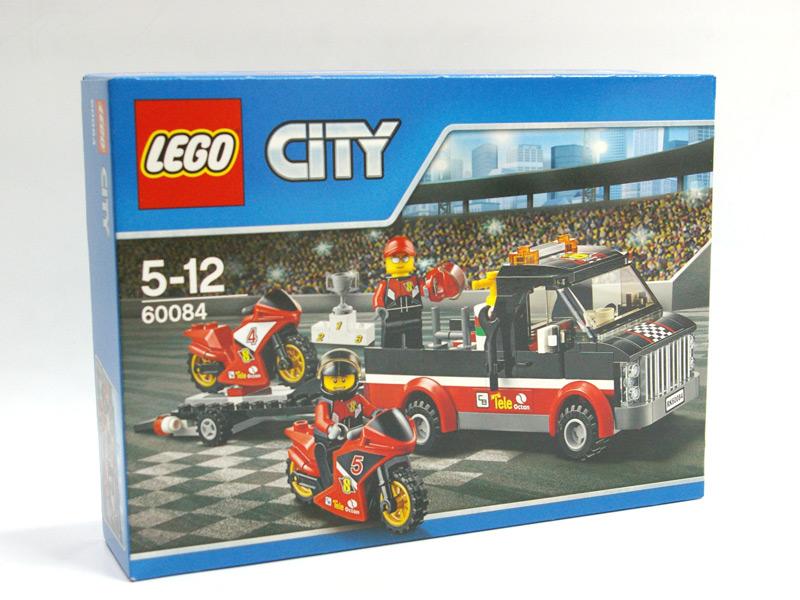 #60084 レゴ レースバイクキャリアー