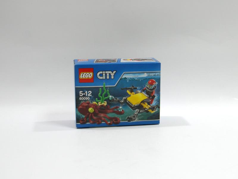 #60090 レゴ 海底スクーター