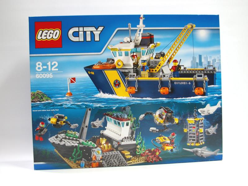 #60095 レゴ 海底調査艇