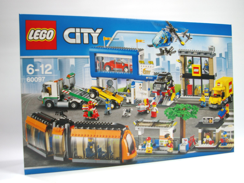 #60097 レゴ シティのまち