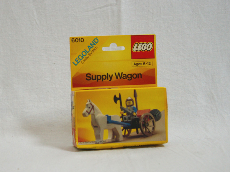 #6010 レゴ 白馬車
