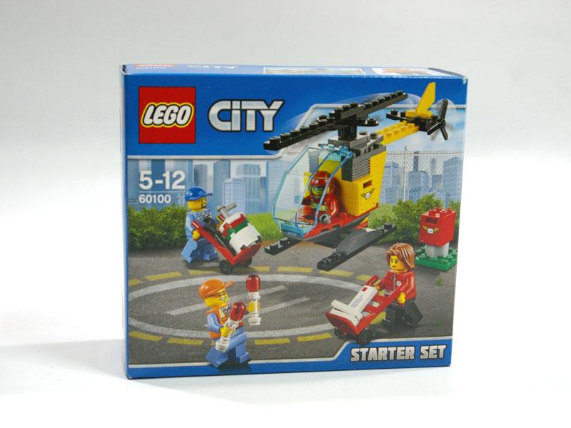 #60100 レゴ 空港スタートセット