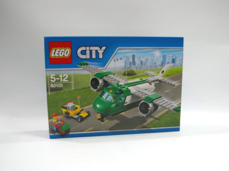 #60101 レゴ 貨物飛行機