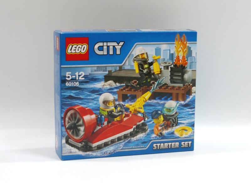 #60106 レゴ 消防隊スタートセット