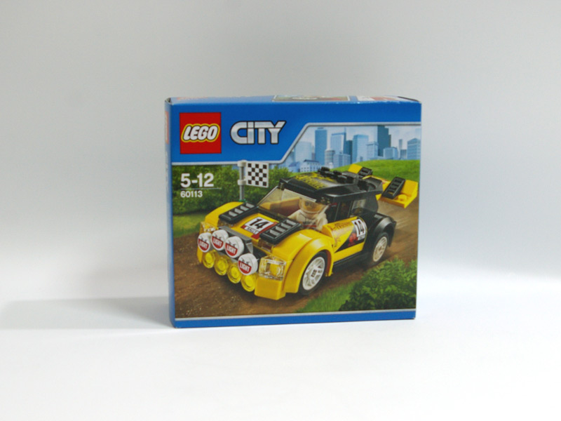 #60113 レゴ ラリーカー