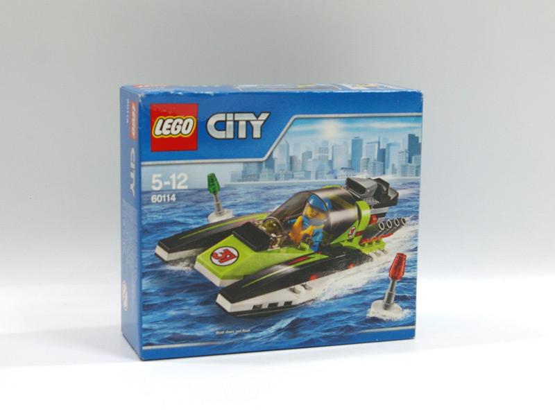 #60114 レゴ レースボート