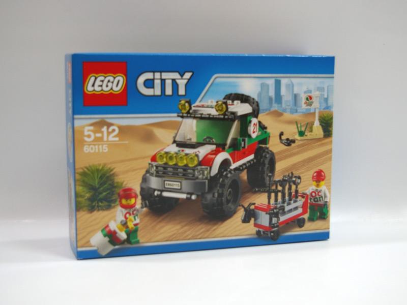 #60115 レゴ 4WDオフロードカー