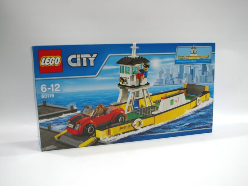 #60119 レゴ フェリー
