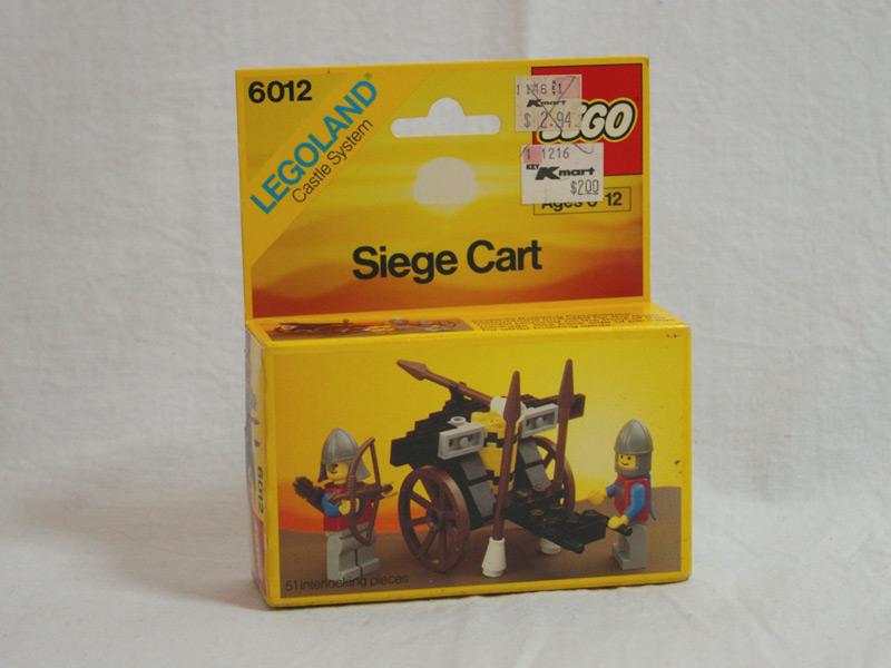 #6012 レゴ 包囲カート