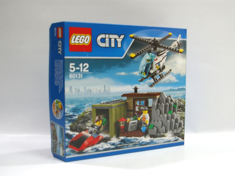 #60131 レゴ ドロボウの島