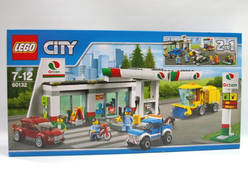#60132 レゴ ガソリンスタンド