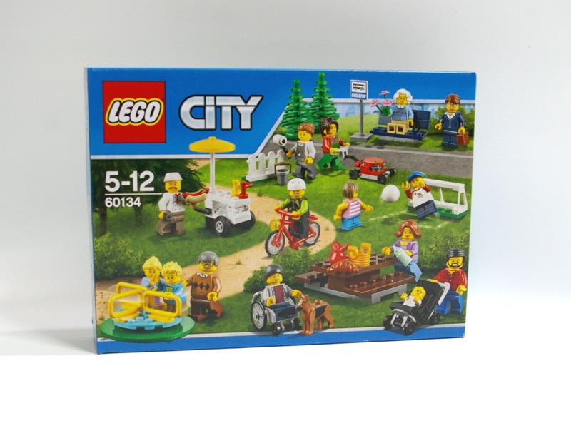 #60134 レゴ シティの人たち