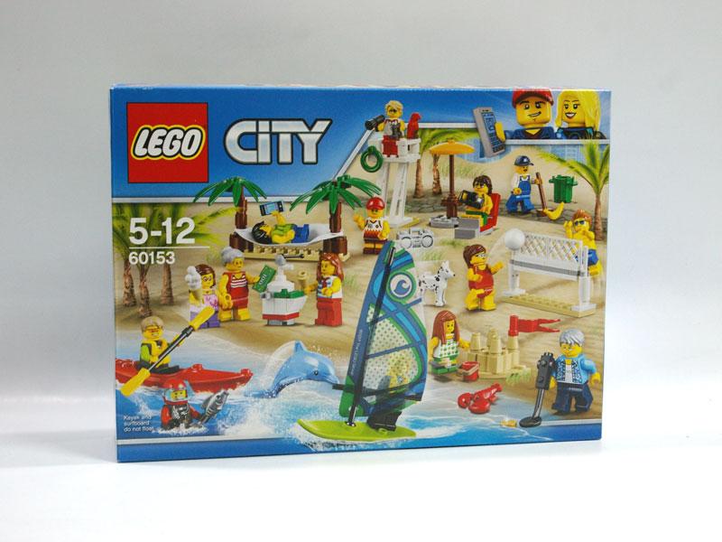 #60153 レゴ レゴシティのビーチ