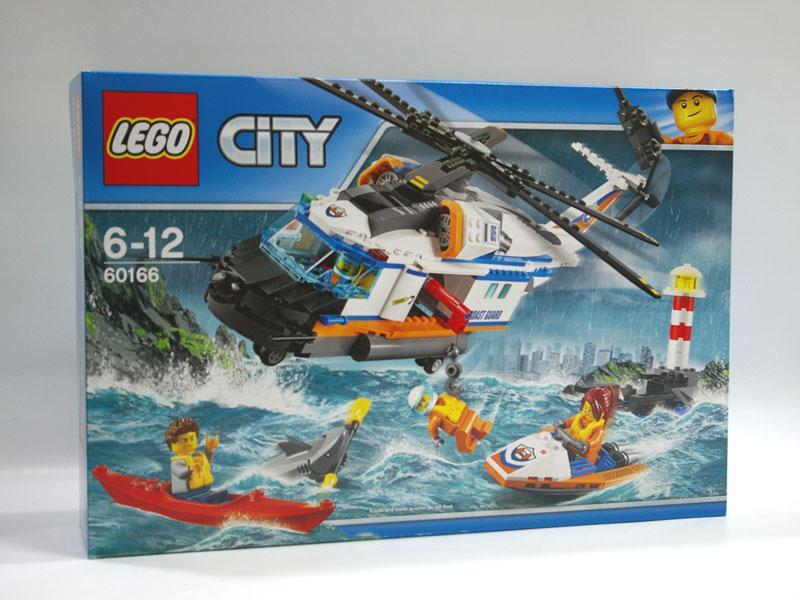 #60166 レゴ 海上レスキューヘリコプター