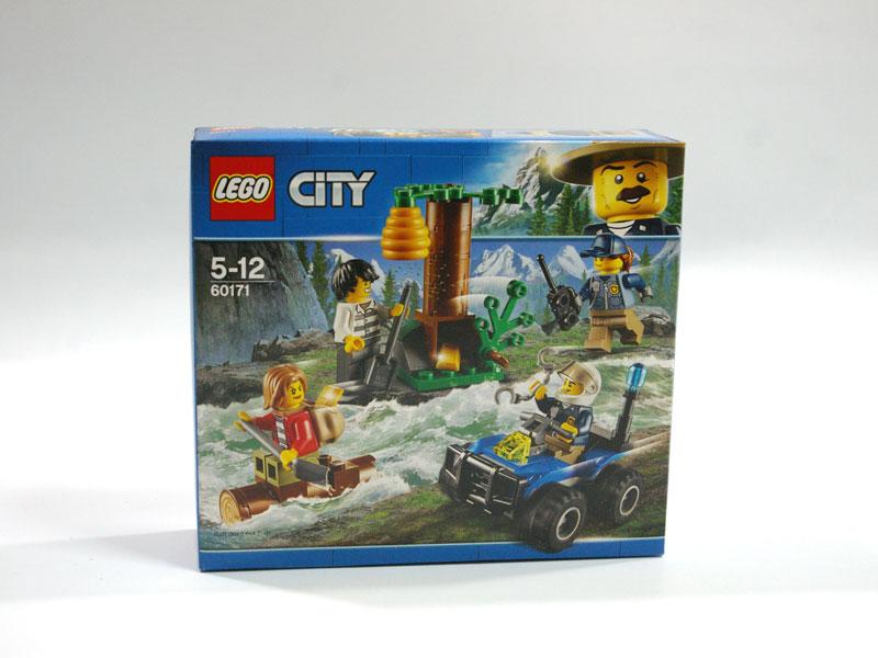 #60171 レゴ 山のドロボウたち
