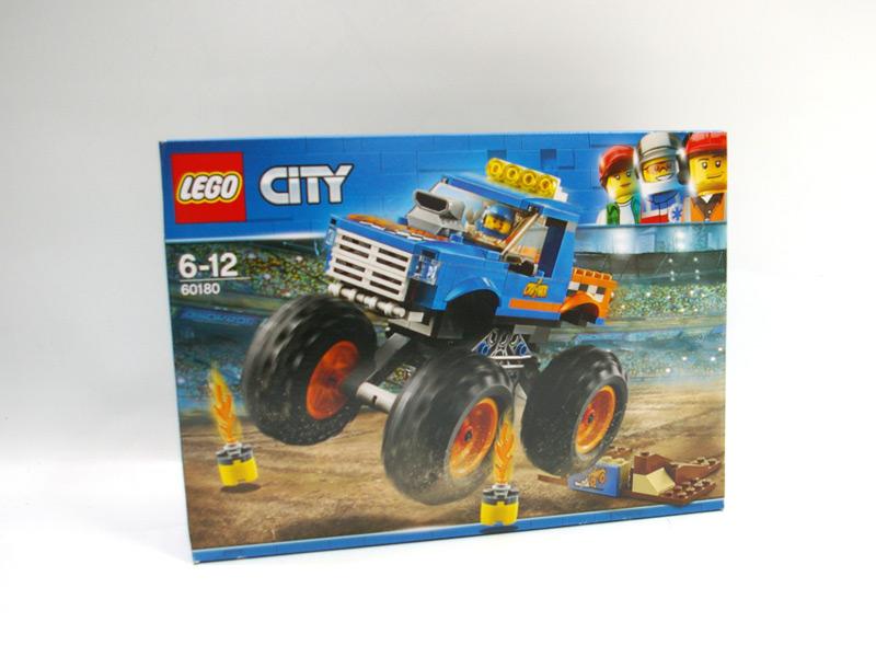 #60180 レゴ モンスタートラック