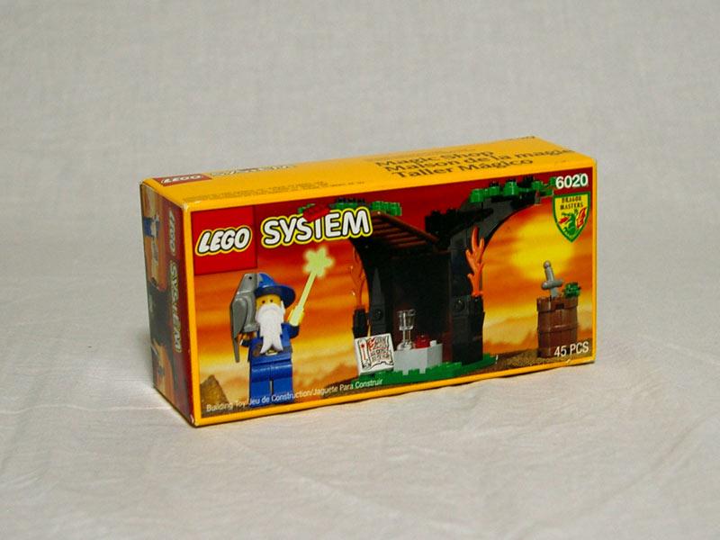 #6020 レゴ マジックツリーハウス