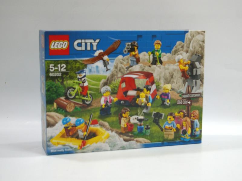 #60202 レゴ シティのアウトドア