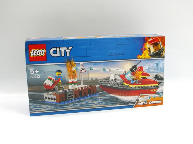 #60213 レゴ 対岸の火事