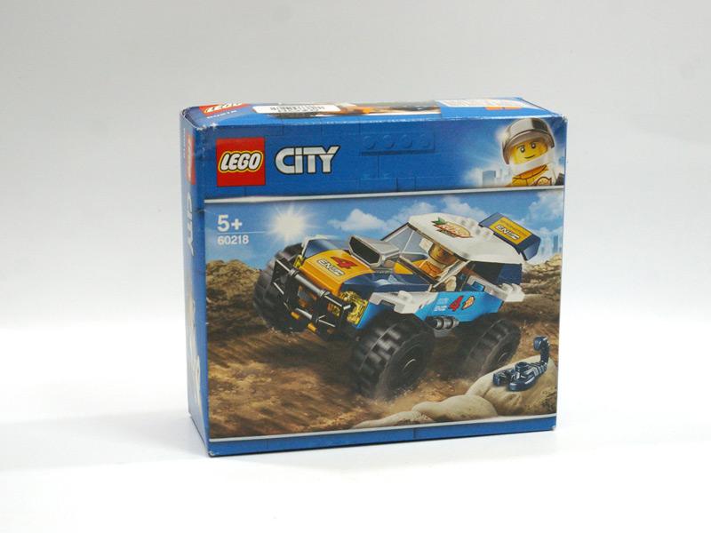 #60218 レゴ 砂漠のラリーカー