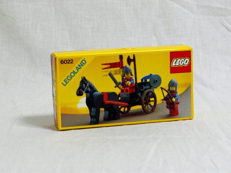 #6022 レゴ 黒馬車