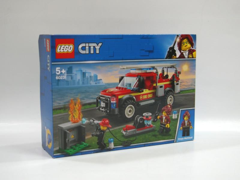 #60231 レゴ 特急消防車