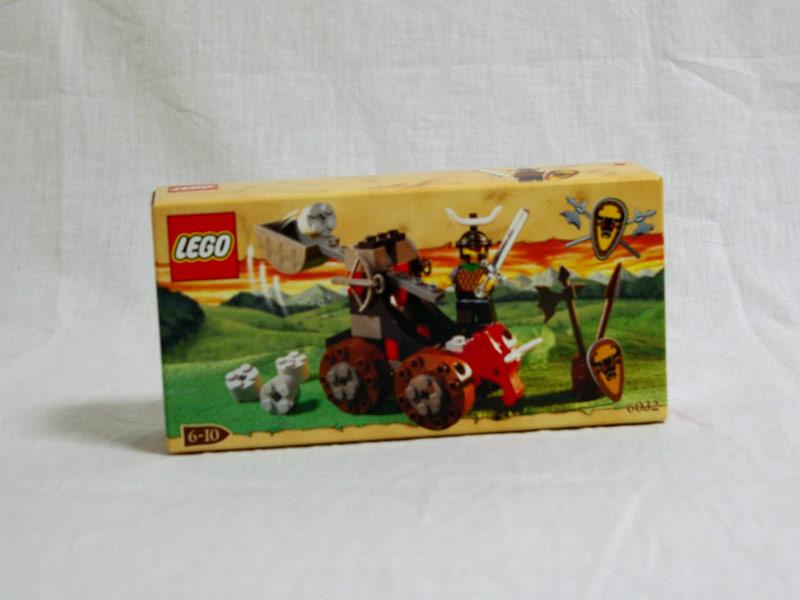 #6032 レゴ カタパルトクラッシャー