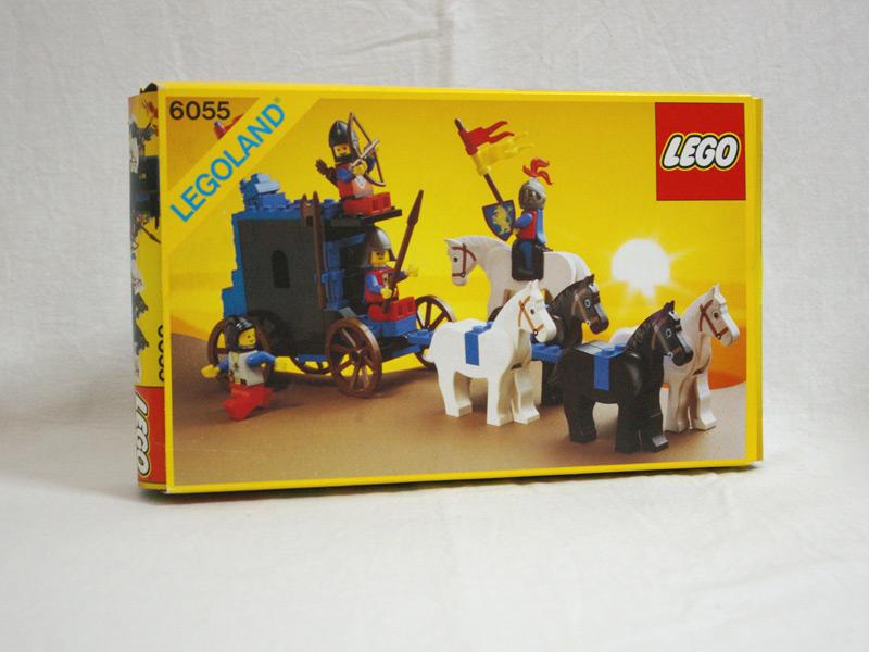 #6055 レゴ 護送車