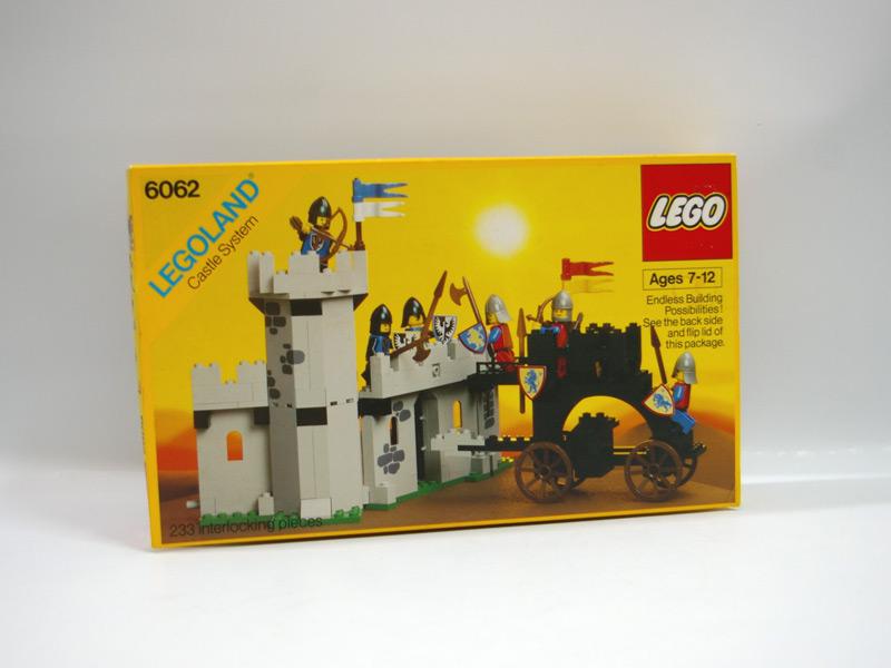 #6062 レゴ 城壁の攻防
