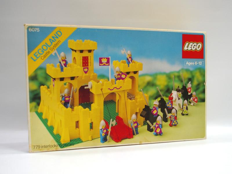 #6075 レゴ お城