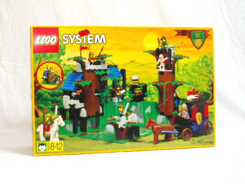 #6079 レゴ エルクウッドの砦