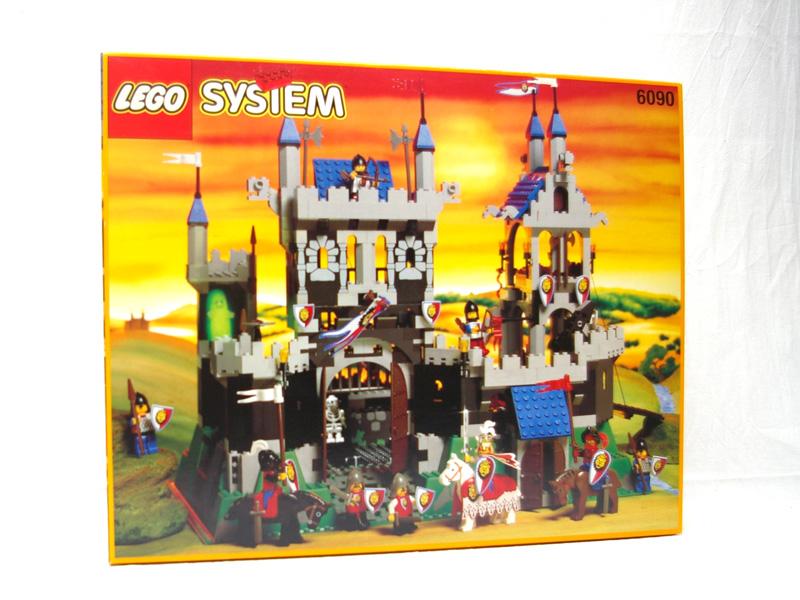 #6090 レゴ ロイヤルキング城