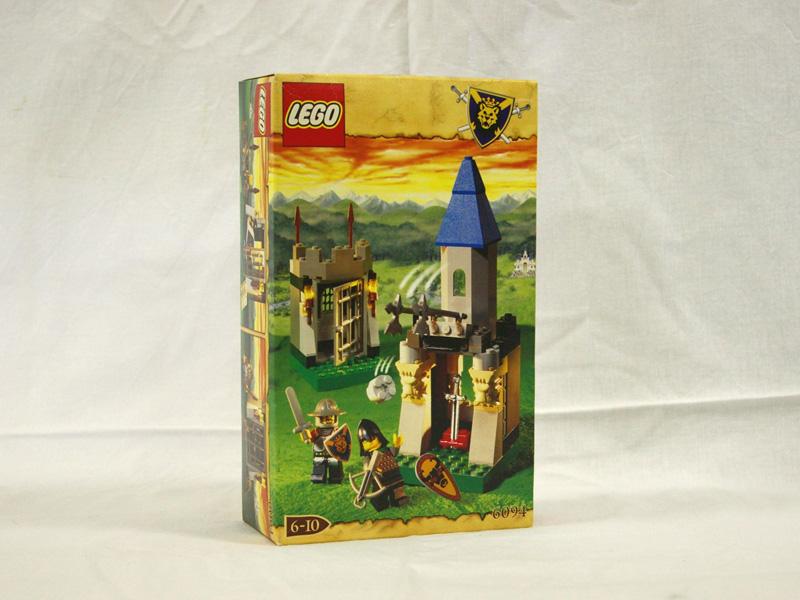 #6094 レゴ ナイトソードの塔