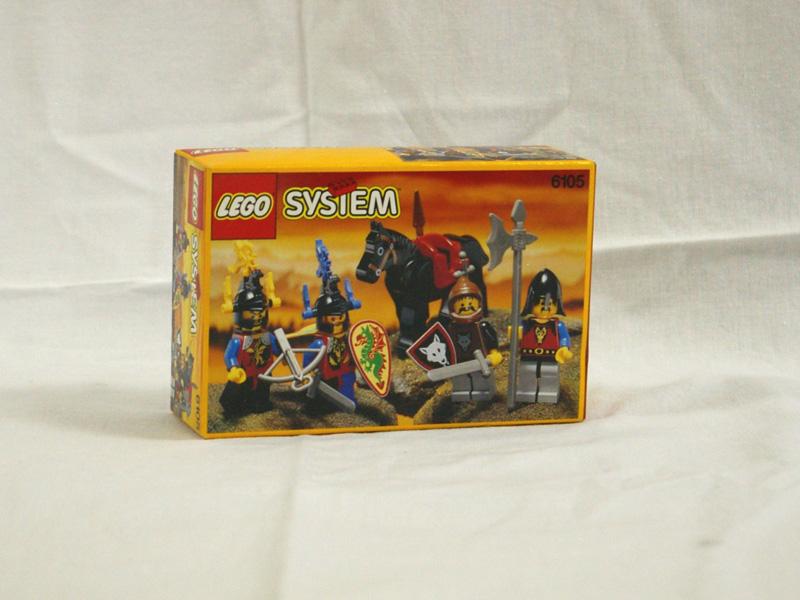 #6105 レゴ 人形セット