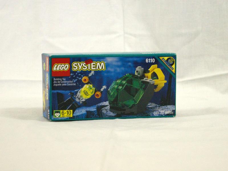 #6110 レゴ ソロサブマリン