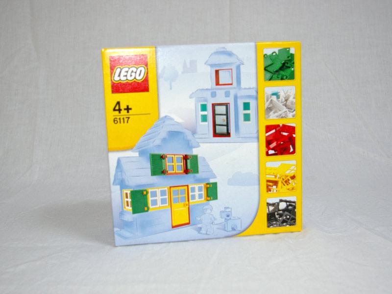 #6117 レゴ ドアと窓