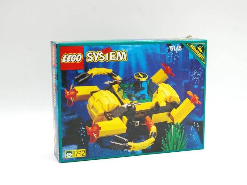 #6145 レゴ アクアノーツサイクロン