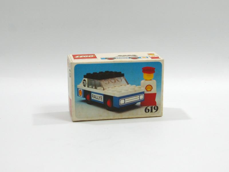 #619 レゴ レゴランド・ラリーカー