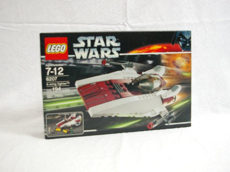 #6207 レゴ A-ウィング ファイター