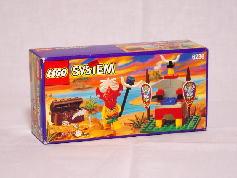 #6236 レゴ ロンゴロンゴ大王