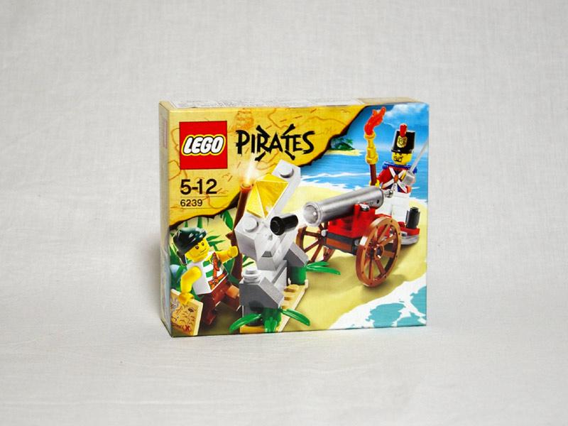 #6239 レゴ 海賊VS海兵隊