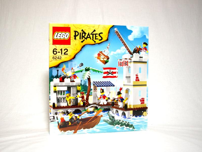 #6242 レゴ 海兵隊の砦