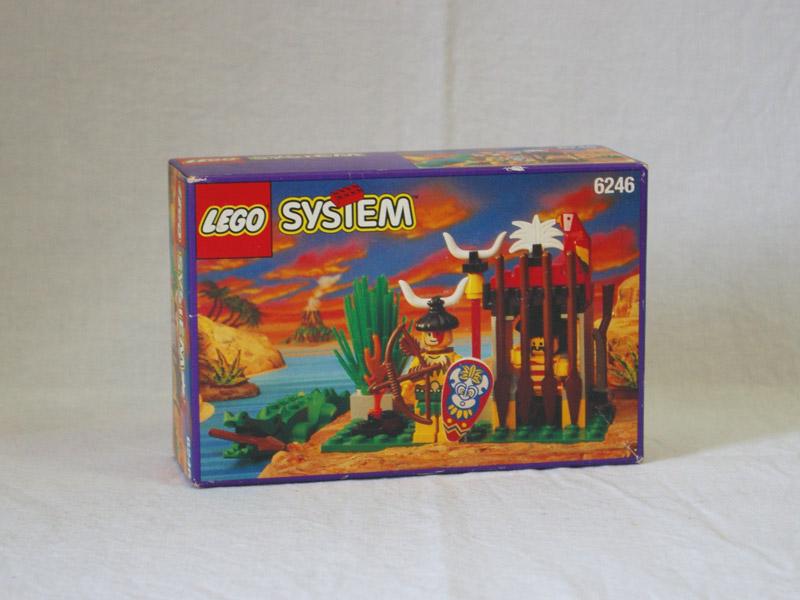#6246 レゴ ロンゴ族のオリ